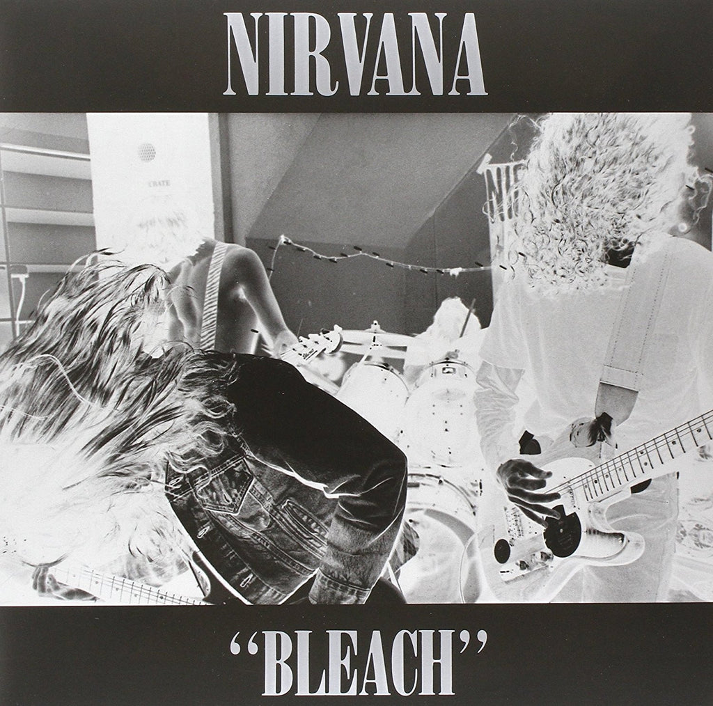 NIRVANA - Bleach (LP)