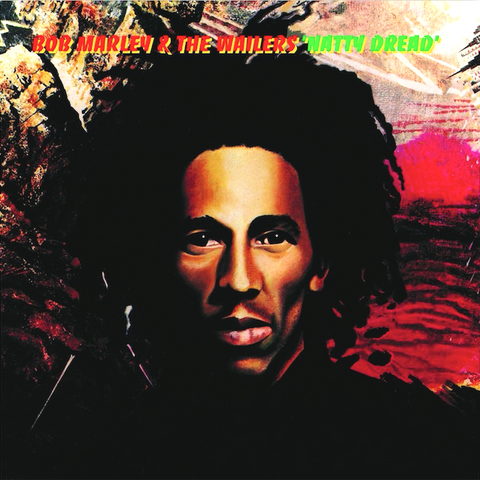 Bob Marley - Natty Dread - new LP