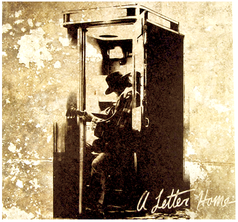 Neil Young - A Letter Home - new LP