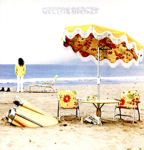 Neil Young - On the Beach - new LP
