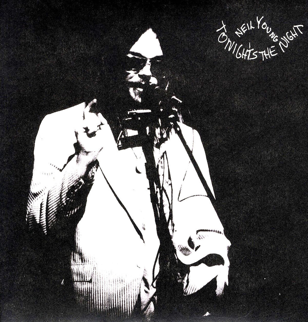 Neil Young - Tonight's the Night - new LP