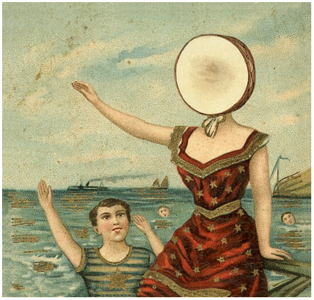Neutral Milk Hotel - In the Aeroplane Over the Sea - new LP