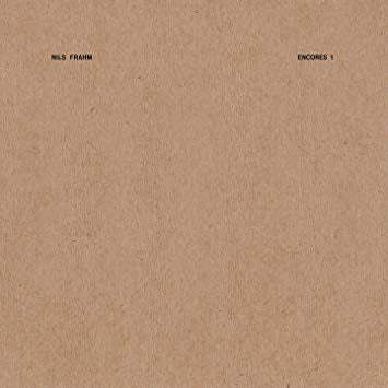 Nils Frahm - Encores 1 - new LP
