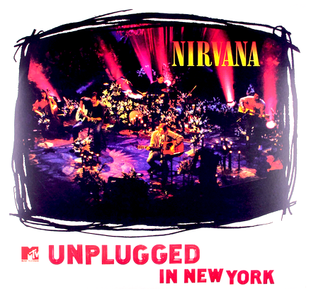 Nirvana - Unplugged in New York - new vinyl
