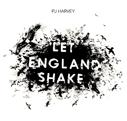 PJ Harvey - Let England Shake - new LP