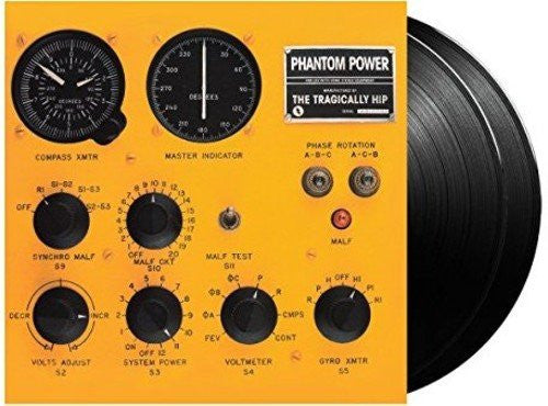 The Tragically Hip - Phantom Power - new LP