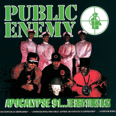 Public Enemy - Apocalypse 91... The Enemy Strikes Black - new LP