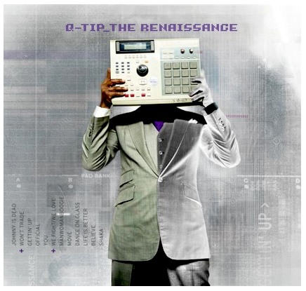 Q-Tip - The Renaissance - new LP