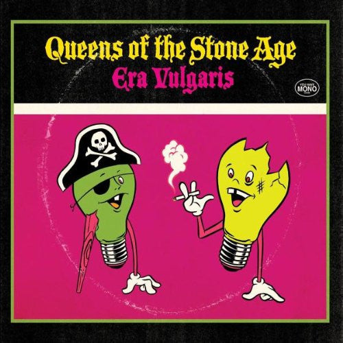 "Queens of the Stone Age - Era Vulgaris - new 10"" 3LP"