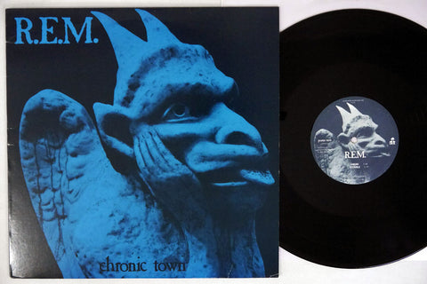 R.E.M. - CHRONIC TOWN - used EP 12""