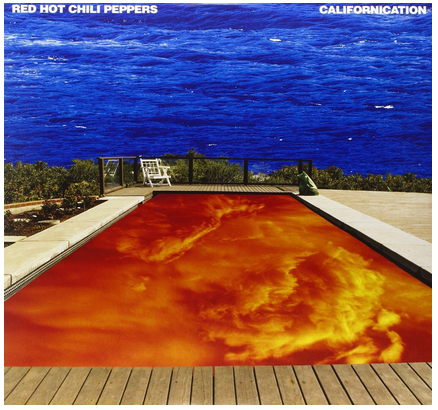 Red Hot Chili Peppers - Californication - new LP