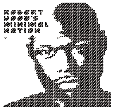 Robert Hood - Robert Hood's Minimal Nation - new 3LP