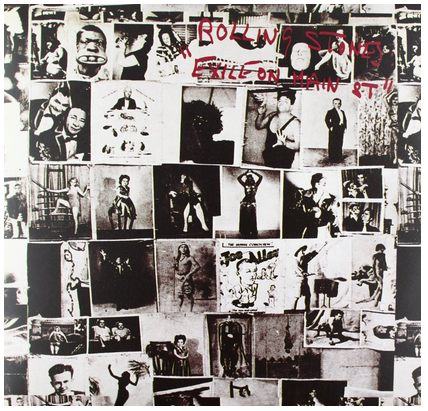 The Rolling Stones - Exile on Main Street - new 2LP