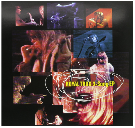 Royal Trux - 3 Song EP - new LP