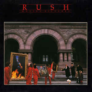 Rush - Moving Pictures - new LP