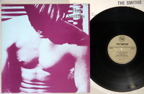THE SMITHS - Self-Titled - used LP