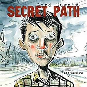 Gord Downie - Secret Path - new LP