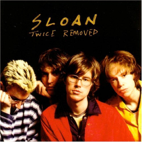 Sloan - Twice Removed (LP)