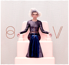 St. Vincent - S/T - new LP