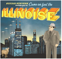 Sufjan Stevens - Come On Feel the Illinoise - new LP