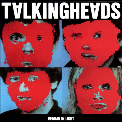 Talking Heads - Remain In Light (180g) - new (LP)