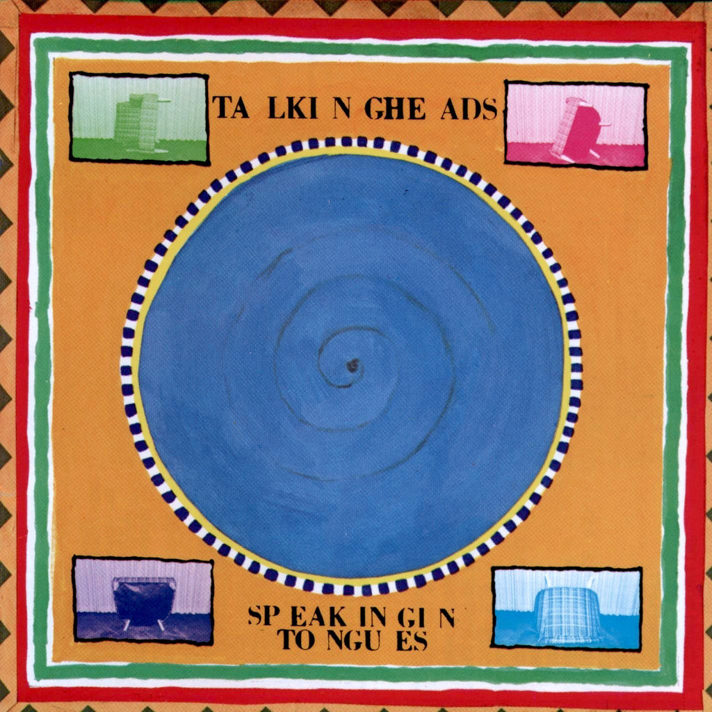 Talking Heads - Speaking in Tongues - new LP