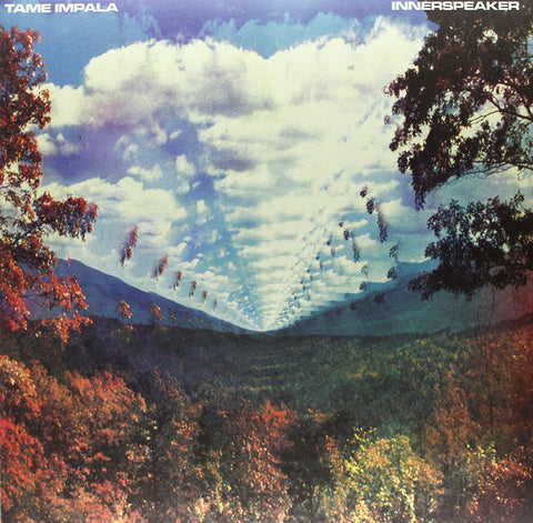 Tame Impala - Innerspeaker (new LP)