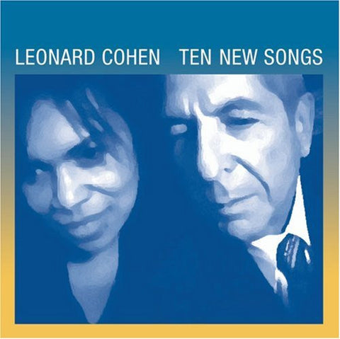 Leonard Cohen - Ten New Songs - new LP