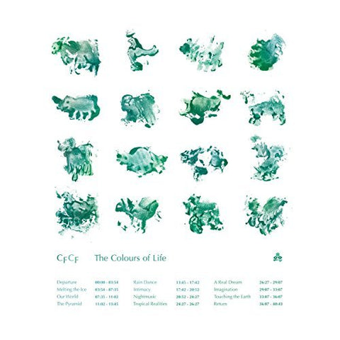 CFCF - The Colours of Life - new LP