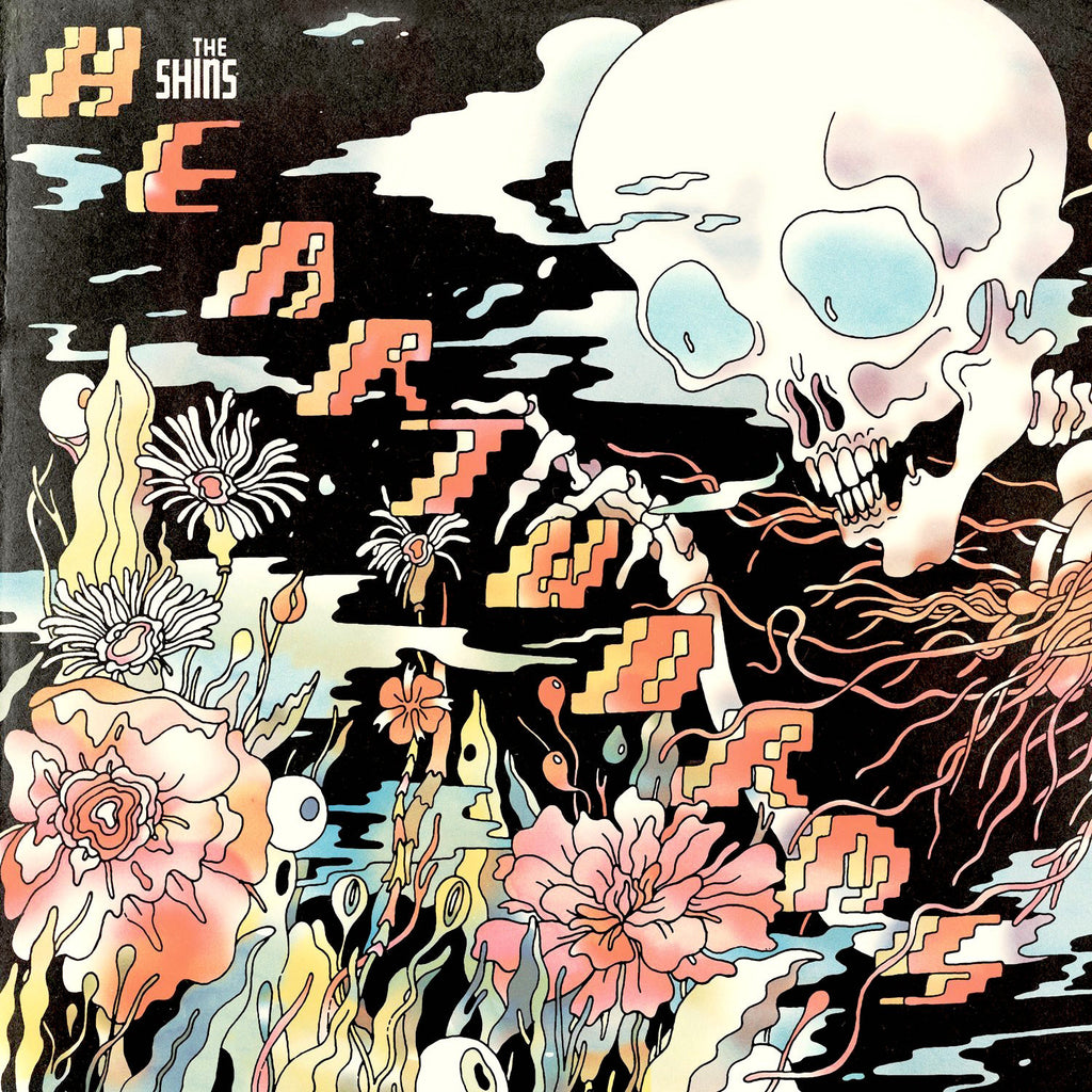 The Shins - Heartworms - new LP