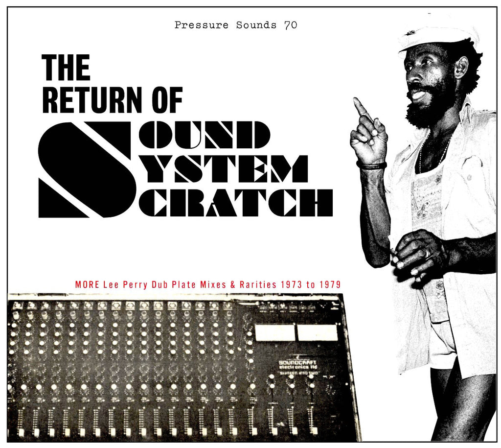 The Upsetters (Lee Perry) - Return of Sound System Scratch (LP)