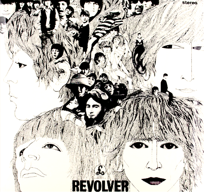 The Beatles - Revolver (stereo remaster) - new vinyl