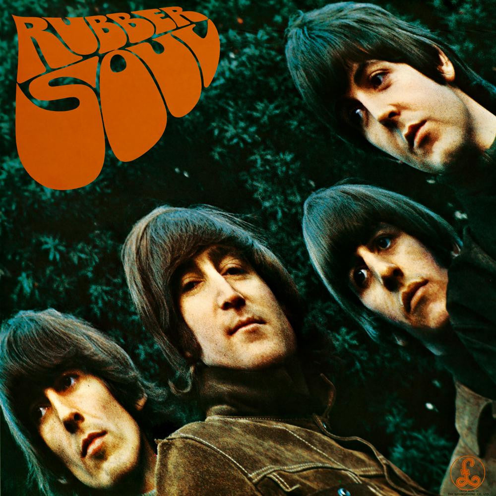 The Beatles - Rubber Soul (remastered) - new vinyl