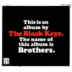 The Black Keys - Brothers - new LP