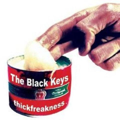 The Black Keys - Thickfreakness - new LP