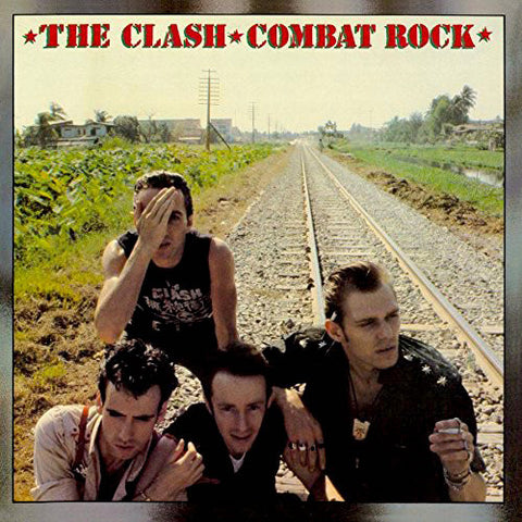 The Clash - Combat Rock - new LP