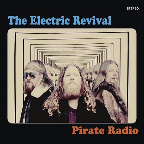 The Electric Revival - Pirate Radio - new LP