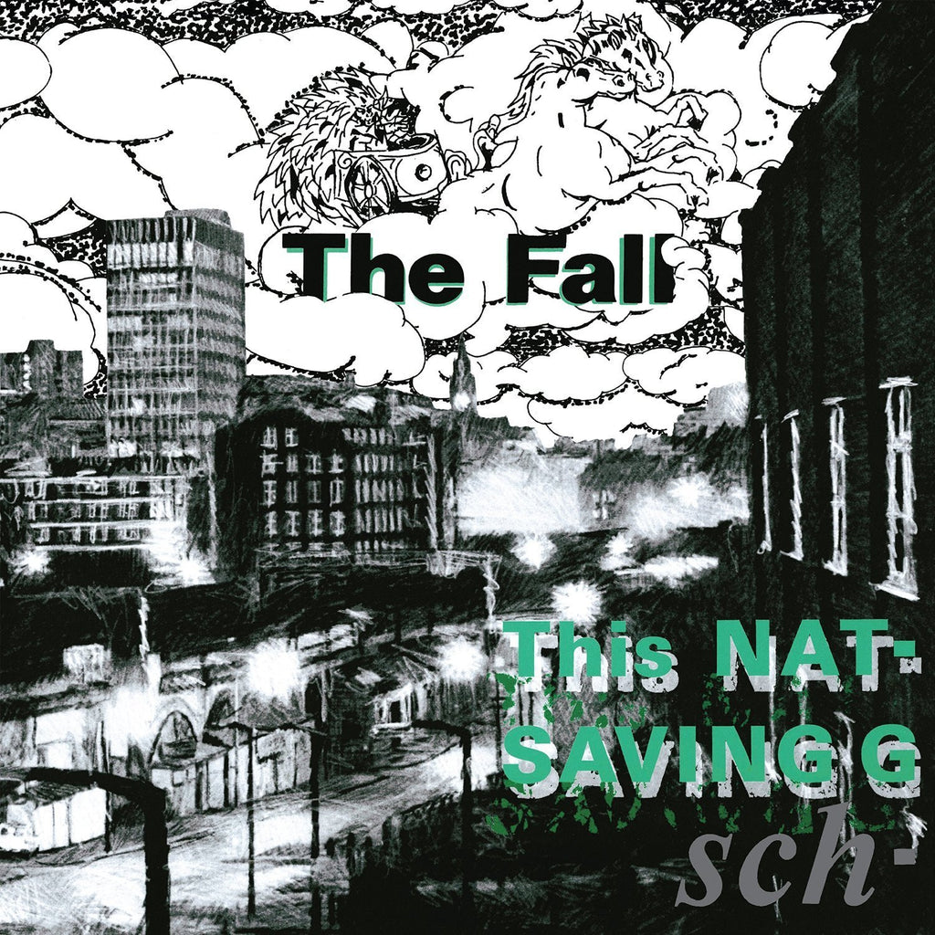 The Fall - This Nation's Saving Grace - new LP