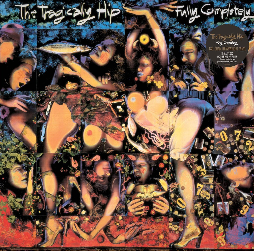 The Tragically Hip - Fully Completely (LP)