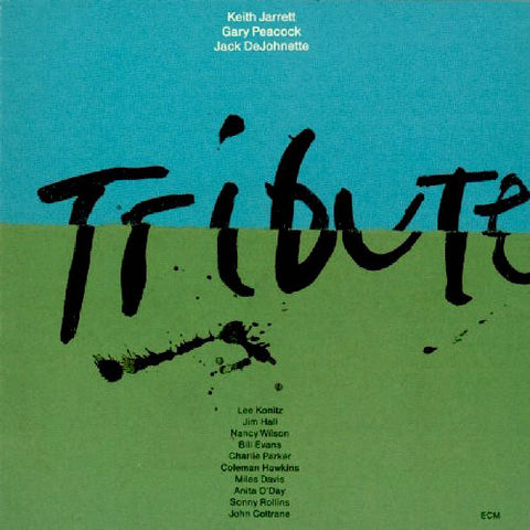 Keith Jarrett Trio - Tribute - new 2LP