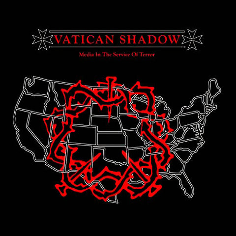 Vatican Shadow - Media in the Service of Terror (LP)