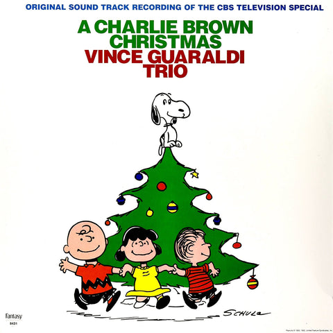 Vince Guaraldi Trio - A Charlie Brown Christmas (LP)