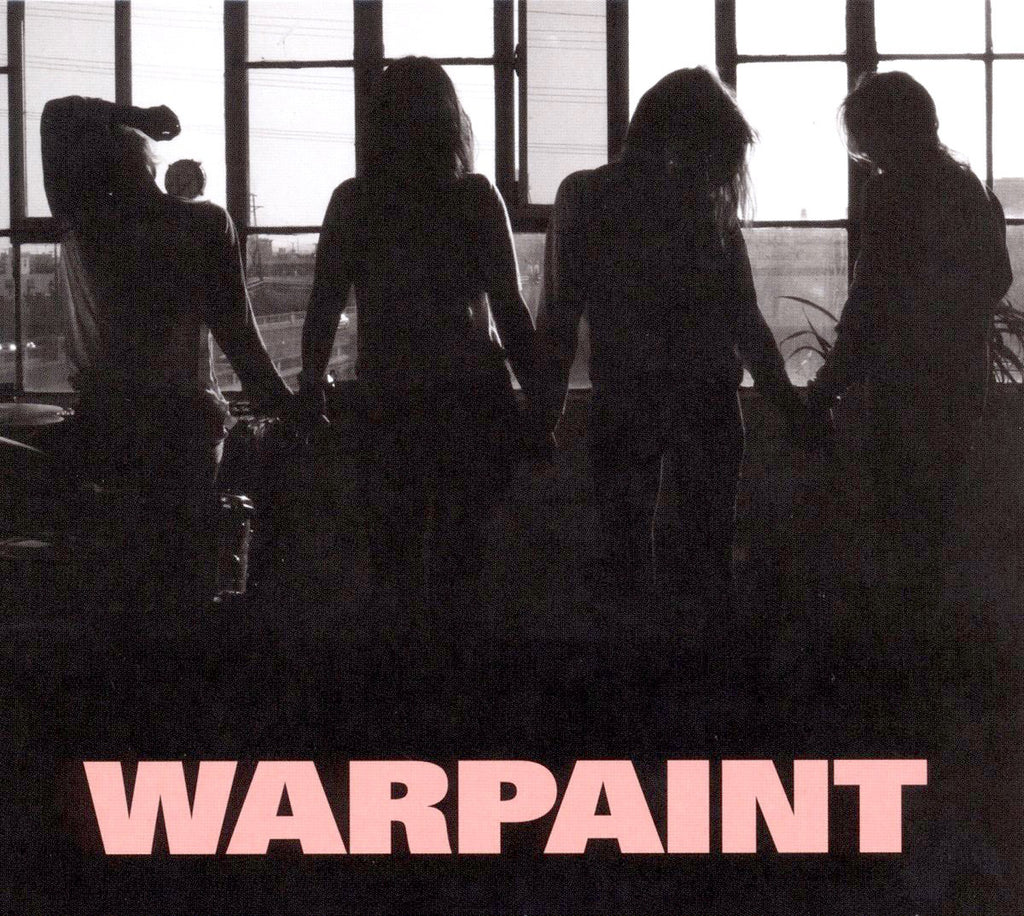 Warpaint - Heads Up - new 2LP
