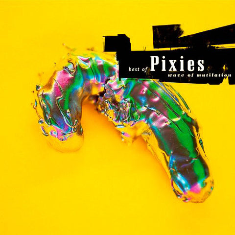 Best of The Pixies - Wave of Mutilation - new LP