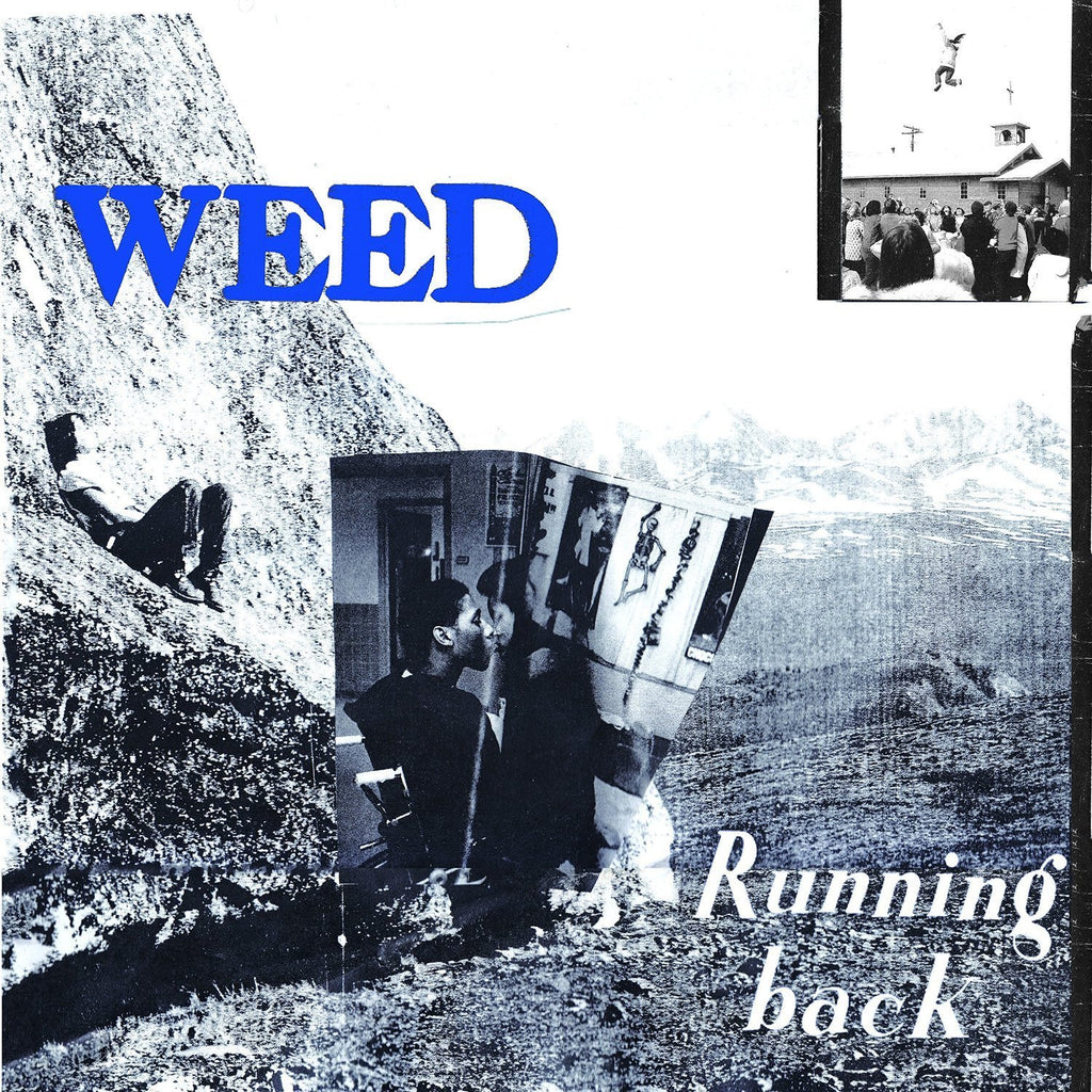 Weed - Running Back (LP)