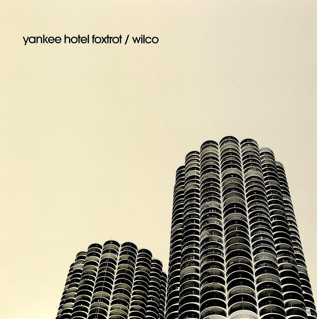 Wilco - Yankee Hotel Foxtrot, with CD - used LP