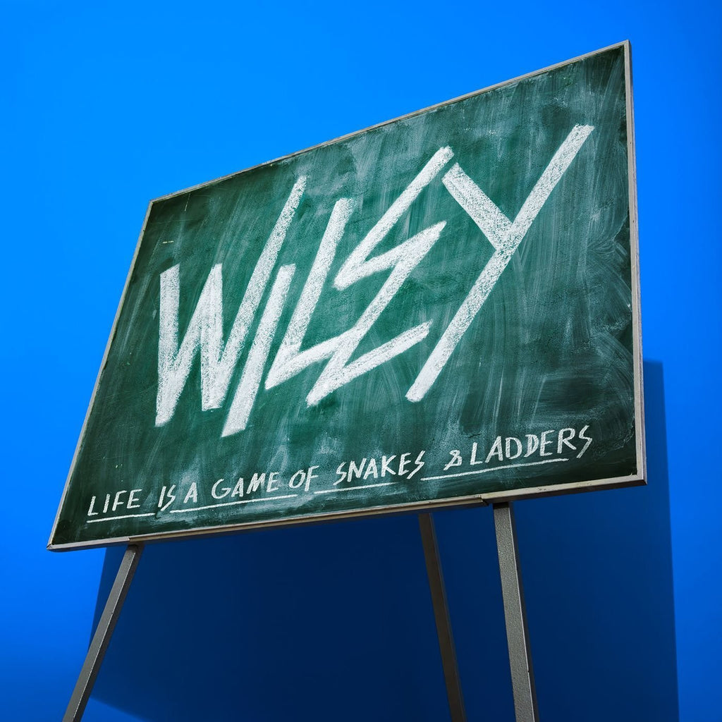 Wiley - Snakes & Ladders - new LP