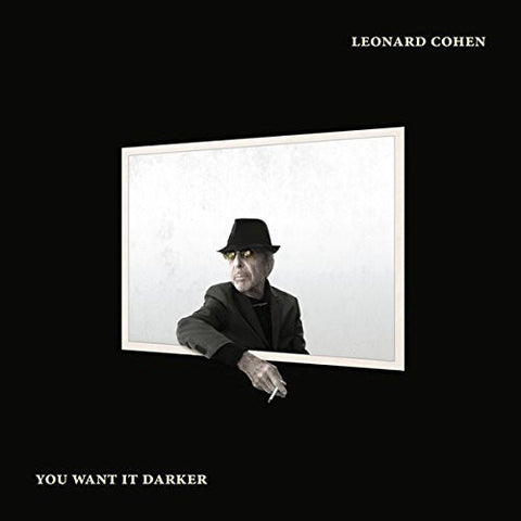Leonard Cohen - You Want It Darker - new LP
