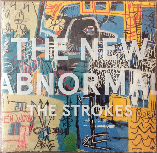 The Strokes ‎– The New Abnormal - new vinyl