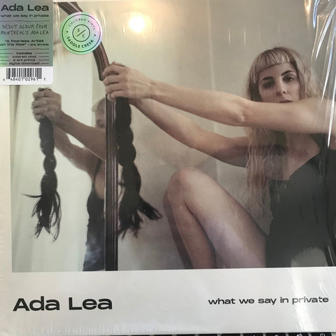 Ada Lea ‎– What We Say In Private - new vinyl